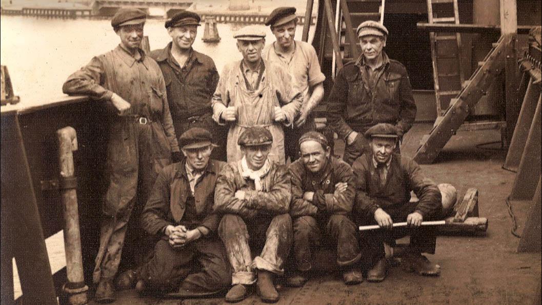 Foreningstilbud: De navnløses liv. Bundskraberne på Frederiksøen